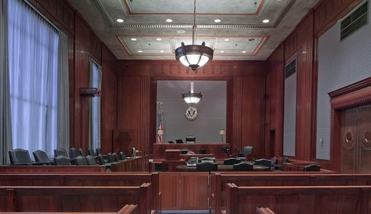 Courtroom Picture